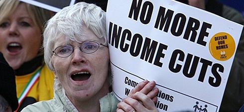 IRELAND-ECONOMY-POLITICS-PROTEST