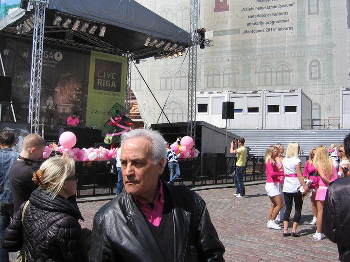 A Riga il 29 maggio 2010 in Dome Square