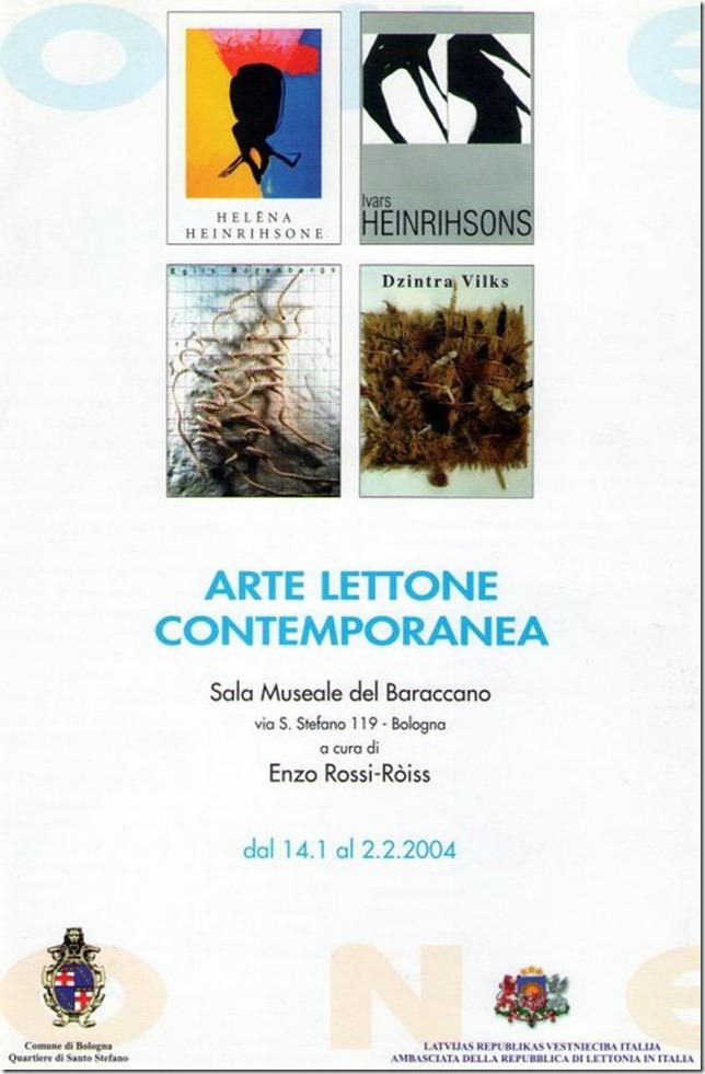 Expo lettoni a Urbino