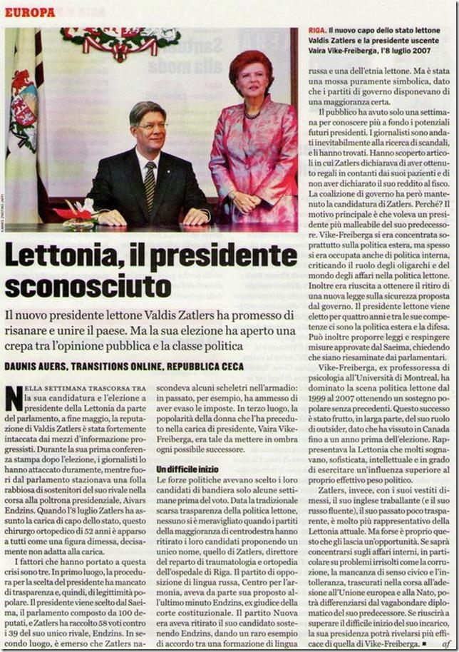 LETTONIA 001