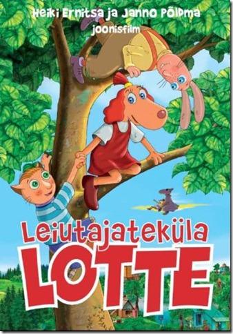 fumetto lettone-locandina